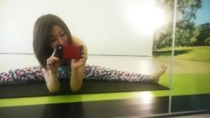 Hiromi selfie