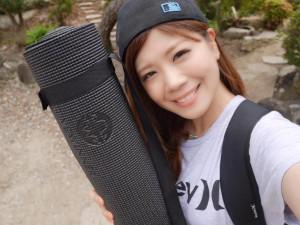 Aya selfie